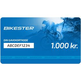 Bikester Gift Voucher, 1000 kr